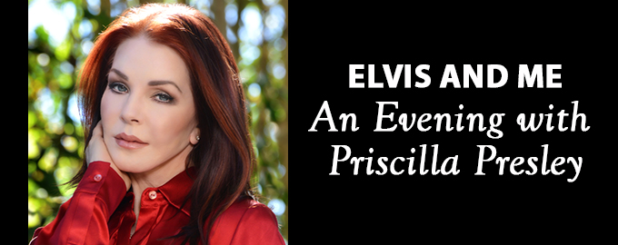 Elvis And Me An Evening With Priscilla Presley January 10 2019 Sunset Center Carmel By The Sea California The Central Coast S Premier Performing Arts Organization